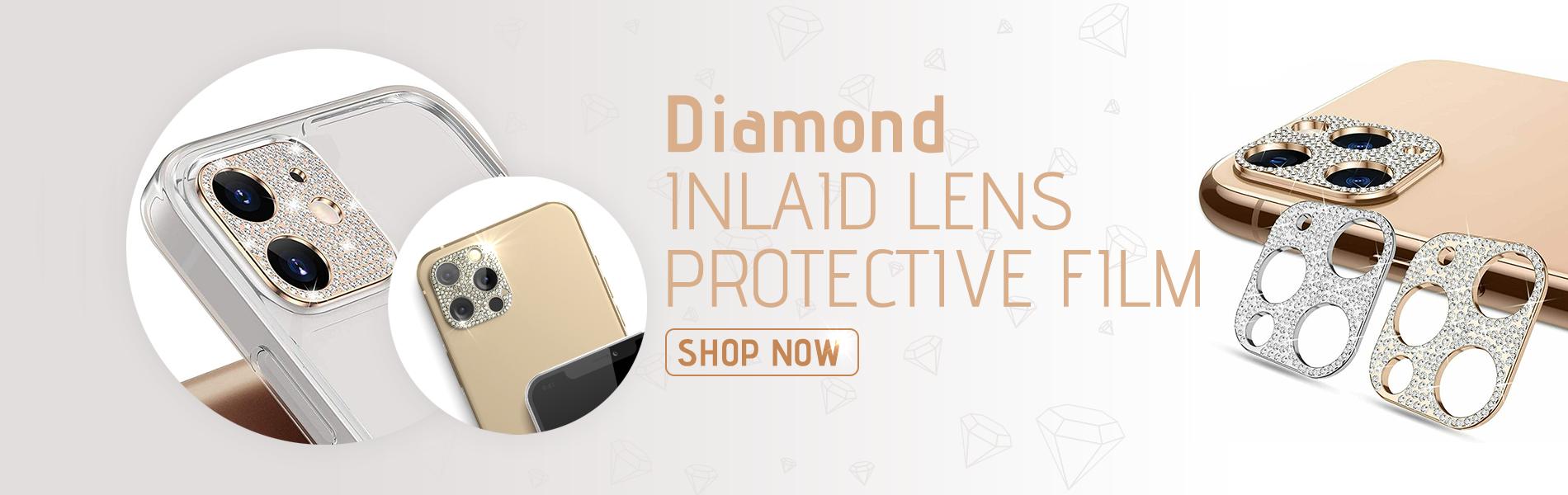 DIAMOND LENS PROTECTOR